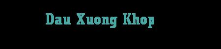Dau Xuong Khop